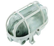 Thumbnail of Byron 60W Plastic Bulkhead Light White
