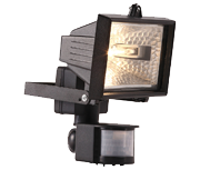 Thumbnail of PowerMaster 120W PIR Floodlight Black