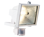 Thumbnail of PowerMaster 400W PIR Floodlight White