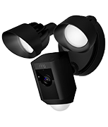 Thumbnail of Ring Flood Light Camera - Black