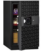 Thumbnail of Phoenix NEXT LS7003 Black Luxury Safe