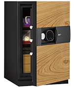Thumbnail of Phoenix NEXT LS7002 Oak Luxury Safe