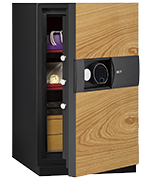 Thumbnail of Phoenix NEXT LS7003 Oak Luxury Safe