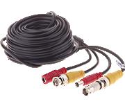 Thumbnail of Yale 18m Black CCTV BNC Camera Cable