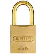 Thumbnail of ABUS Brass 65/15 Padlock