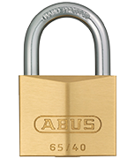 ABUS Brass 65/40 Padlock - Keyed Alike