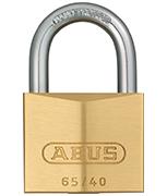 ABUS Brass 65/40 Padlock - Keyed Alike