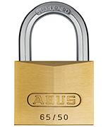 ABUS Brass 65/50 Padlock - Keyed Alike
