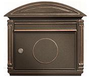 Thumbnail of Venezia Bronze - Cast Aluminium Post Box