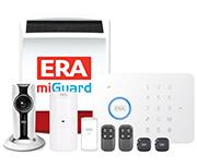 Thumbnail of ERA miGuard G5+ Smart GSM Telecoms Alarm with IP116 Camera