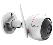 Thumbnail of EZVIZ HD Outdoor Smart Security Cam, With Siren & Strobe Light
