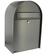 Thumbnail of Nordic - Stainless Steel Post Box (Medium)