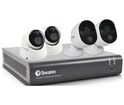 Thumbnail of Swann DVR-4580D 4 Channel HD 1080p - 4 Camera True Detect CCTV Kit