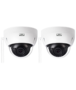Thumbnail of Burg Wachter 3 Megapixel Wi-Fi Dome Camera (Twin Pack)