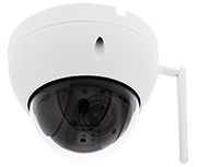 Thumbnail of Burg Wachter Wi-Fi Dome Camera with Zoom