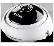 Thumbnail of D-Link DCS-4622 - 360 Degree Panoramic PoE Camera