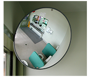Thumbnail of Convex 500mm Diameter - Acrylic Indoor Security & Safety Mirror