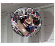 Thumbnail of Convex 600mm Diameter - Acrylic Indoor Security & Safety Mirror