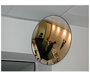 Thumbnail of Convex 300mm Diameter - Acrylic Indoor Security & Safety Mirror