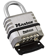 Master Lock 1174D 58mm Combination Padlock