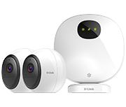 Thumbnail of D-Link DCS-2802KT-EU mydlink Pro Wire-Free Security System - 2 Camera