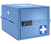 Lockabox Medical - Blue