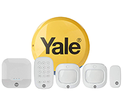 Yale Sync Smart Home Alarm Family Kit - IA-320