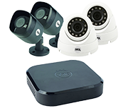 Thumbnail of Yale Smart Home 4 Channel HD 1080p - 4 Camera CCTV Kit
