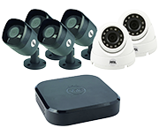 Thumbnail of Yale Smart Home 8 Channel HD 1080p - 6 Camera CCTV Kit