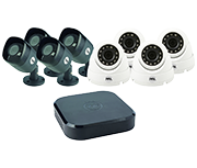 Thumbnail of Yale Smart Home 8 Channel HD 1080p - 8 Camera CCTV Kit