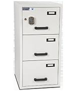 Burton 3 Drawer Electronic Fire File