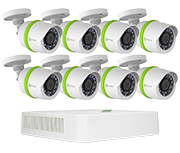 Thumbnail of Ezviz 8 Channel HD 1080p - 8 Camera CCTV Kit