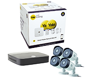 Yale Smart Home Alarm and CCTV Security System - Kit 3