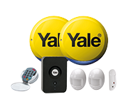 Yale HSA-6610 Smart App Alarm Kit