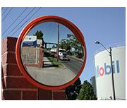 Thumbnail of Convex 600mm Diameter - Acrylic Deluxue Outdoor Traffic Mirror