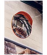 Thumbnail of Convex 800mm Diameter - Acrylic Deluxue Outdoor Traffic Mirror