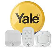 Yale Sync Smart Home Alarm Starter Kit - IA-310