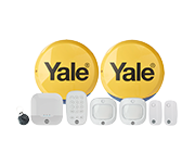 Yale Sync Smart Home Alarm Family Kit Plus - IA-330