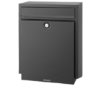 Brabantia - B100 Dark Grey Post Box