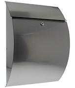 Riviera Stainless Steel Post Box
