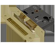Thumbnail of Asec Vital Euro Cylinder Sashcase (65mm, Polished Brass)