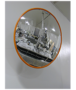Thumbnail of Convex 600mm Diameter - Acrylic Food Hygiene Mirror