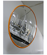 Thumbnail of Convex 800mm Diameter - Large Acrylic Food Hygiene Mirror