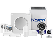 Thumbnail of Y-cam Protect Smart Family Security Kit