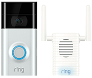 Thumbnail of Ring Video Doorbell 2 - With Chime Pro