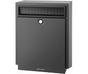 Decayeux - D410 Dark Grey Post Box