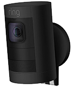 Thumbnail of Ring Stick Up Cam Battery - Black