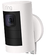 Thumbnail of Ring Stick Up Cam Battery - White