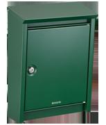 Decayeux - D110 Green Post Box