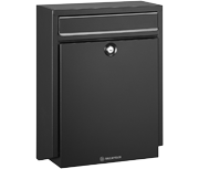 Decayeux - D100 Black Post Box